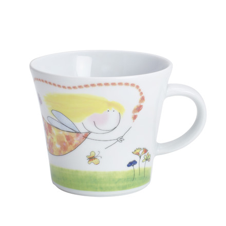 Kahla - Magic Grip Kinderset, Blumenfee, Tasse
