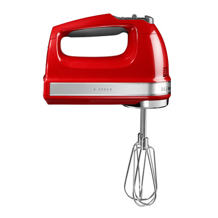 KitchenAid - Handmixer (Kabel), empire red
