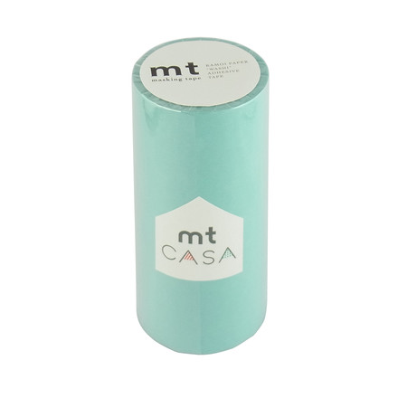Masking Tape - Casa Tape, 100 mm, pale blue