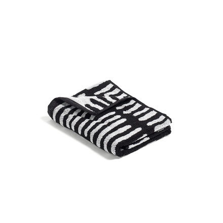Hay - He She It Towels, He Towel (schwarz / créme)