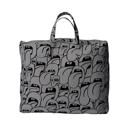 Hay - Got this licked Beach Bag large, grau