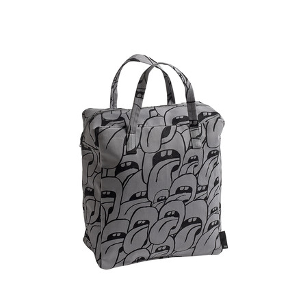 Hay - Got this licked Beach Bag small, grau