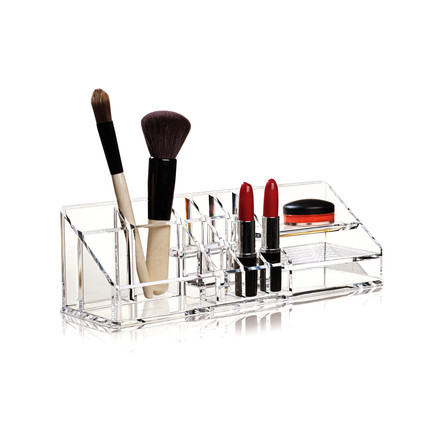 Nomess - Clear Make-Up Organizer