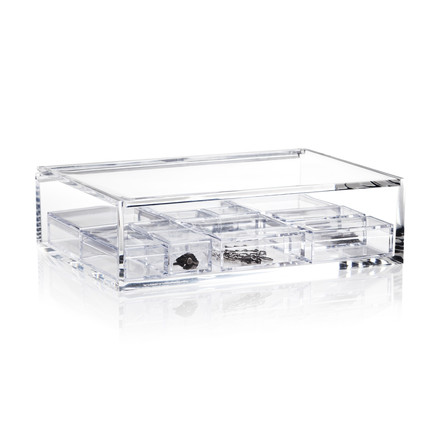 Nomess - Jewellery Box, transparent