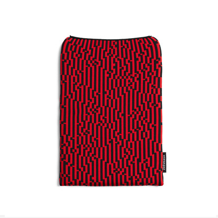 Zuzunaga - MacBook Case 11'', rot