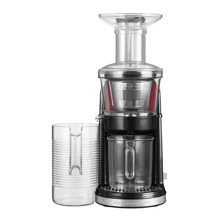 KitchenAid - Slow Juicer in onyx schwarz