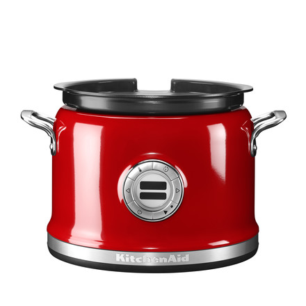KitchenAid - Multi Cooker ohne Deckel, empire rot