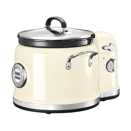 KitchenAid - Multi Cooker und Rührturm KitchenAid in créme