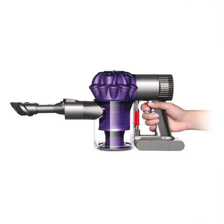 Dyson - Kabelloser Staubsauger v6 Up Top, lila / lila
