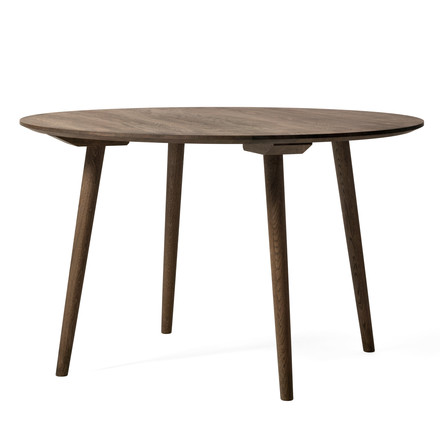 &Tradition - In Between Tisch SK4 (Ø 120 cm), smoked oak