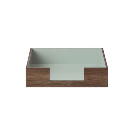 Letter Tray von ferm Living in Mint