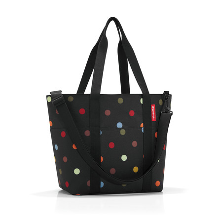 reisenthel - multibag mit Dots-Muster