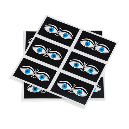 Sticker Eyes von Vitra in Blau