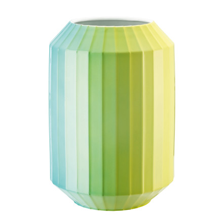 Die Hot-Spot Vase in Lime Flush, 28 cm von Rosenthal