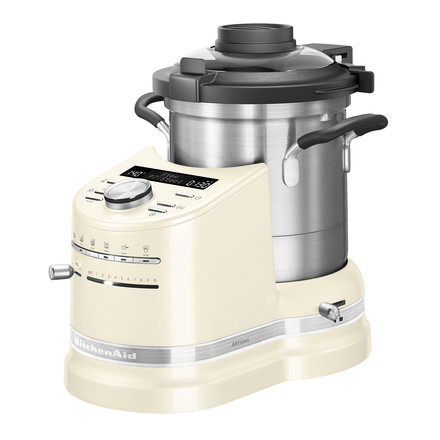 Artisan CookProcessor von KitchenAid in Créme