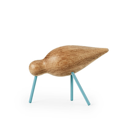 Shorebird Medium von Normann Copenhagen in Sea Blue