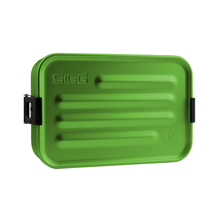 Sigg - Aluminium Box Brotdose Plus S Green