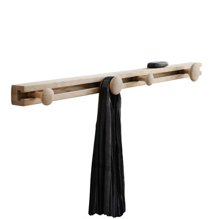 applicata - Track Coat Rack Garderobenhalterung