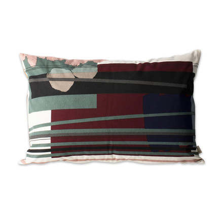 Colour Block Kissen Large 3 von ferm Living