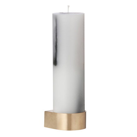 Block Candle Holder Large von ferm Living
