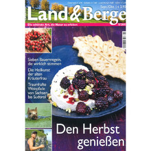 Land & Berge, cover
