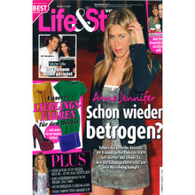 Life & Style, cover