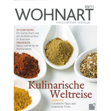 wohnart, cover