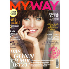 "Presse Mayway 12/2012 ""Behaglich: Kamin to go"" Cover"