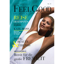 Feel Good Mag, Cover