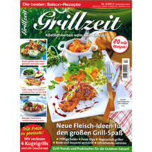 Grillzeit Nr. 2 / 2013 - Cover
