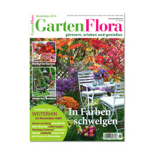 Gartenflora November 2014 Cover