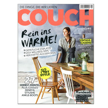 Couch Nr. 10 / 2015 Cover