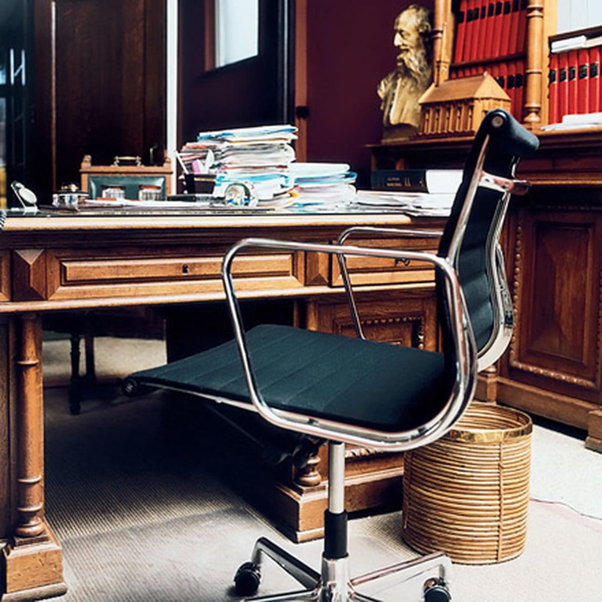 EA 117 Vitra Alu Chair Bürostuhl