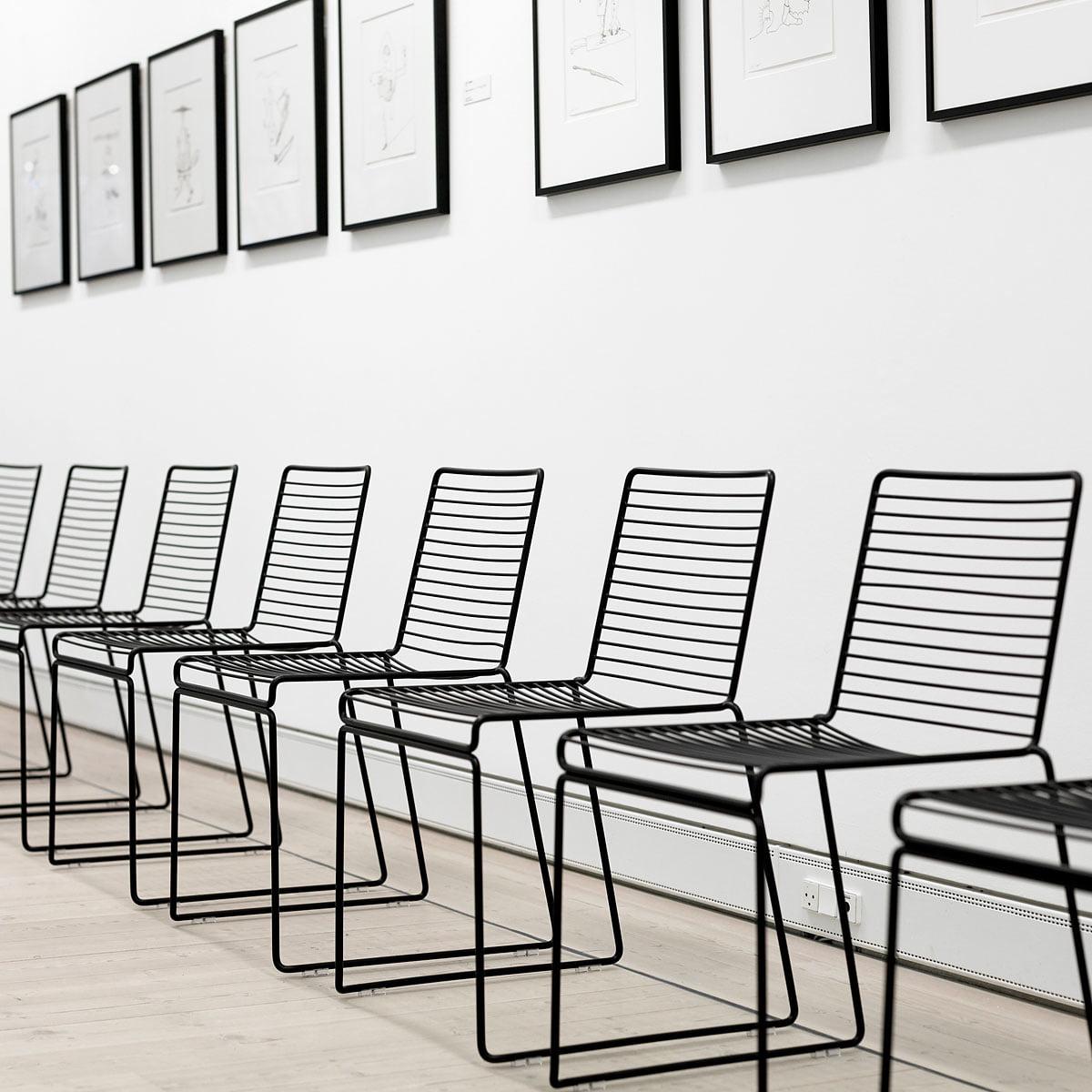 Stuhl bleistiftzeichnung  Hee Stuhl | Hay | Shop