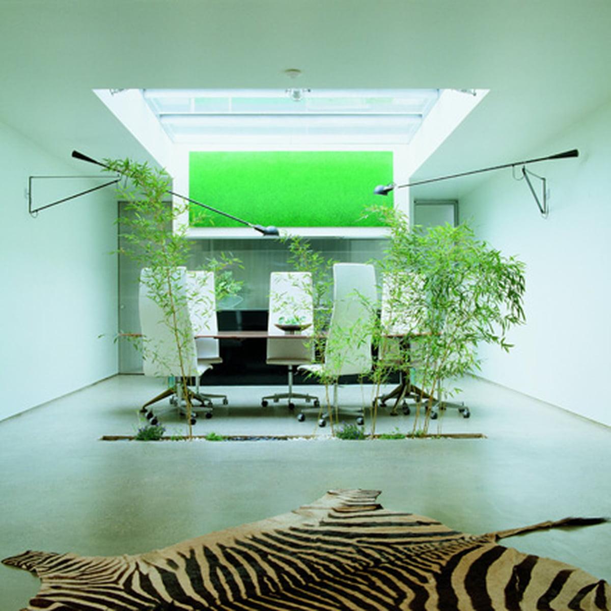 flos 265 wandleuchte von paolo rizzatto. Black Bedroom Furniture Sets. Home Design Ideas