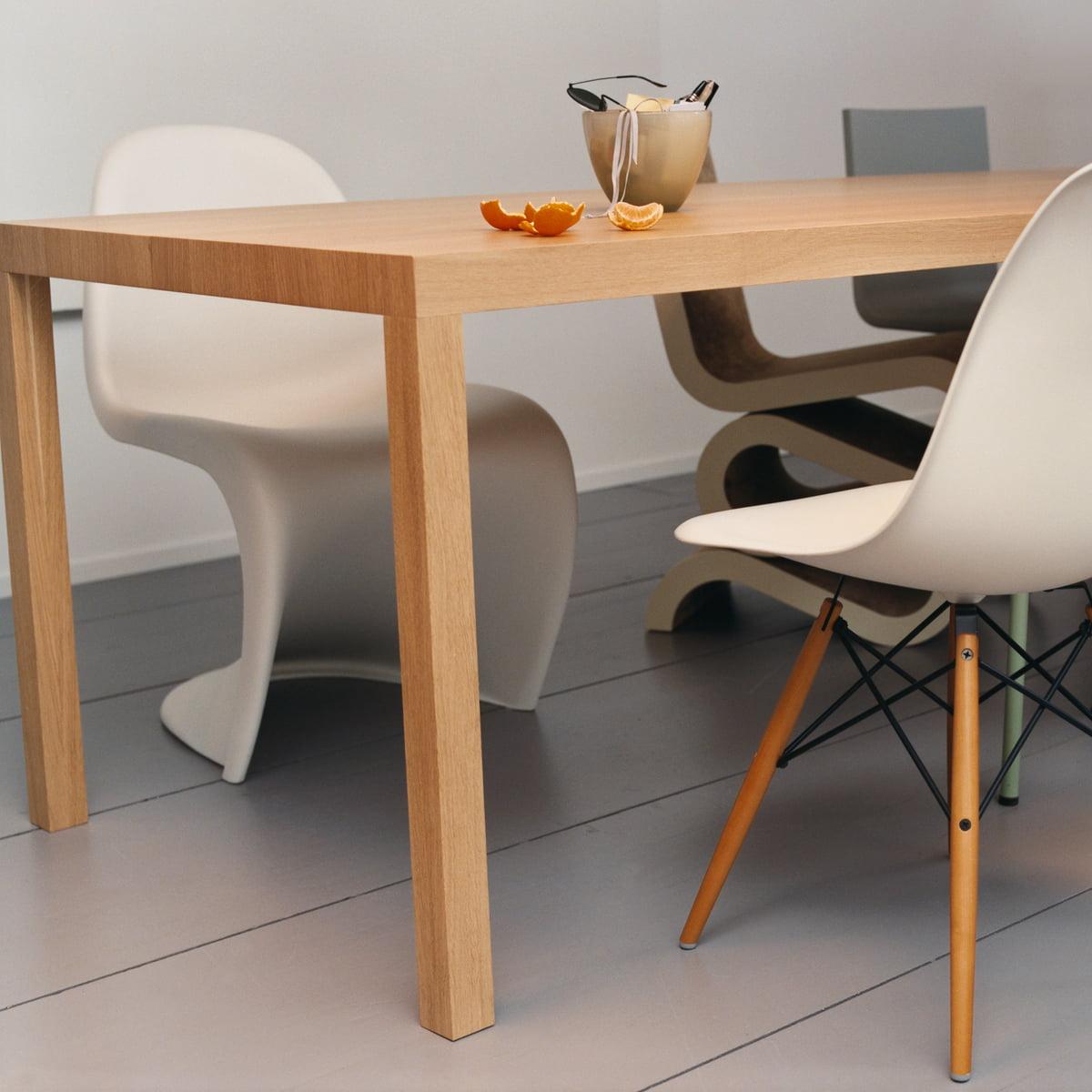 Stühle modern vitra  Panton Chair von Vitra im Wohndesign-Shop