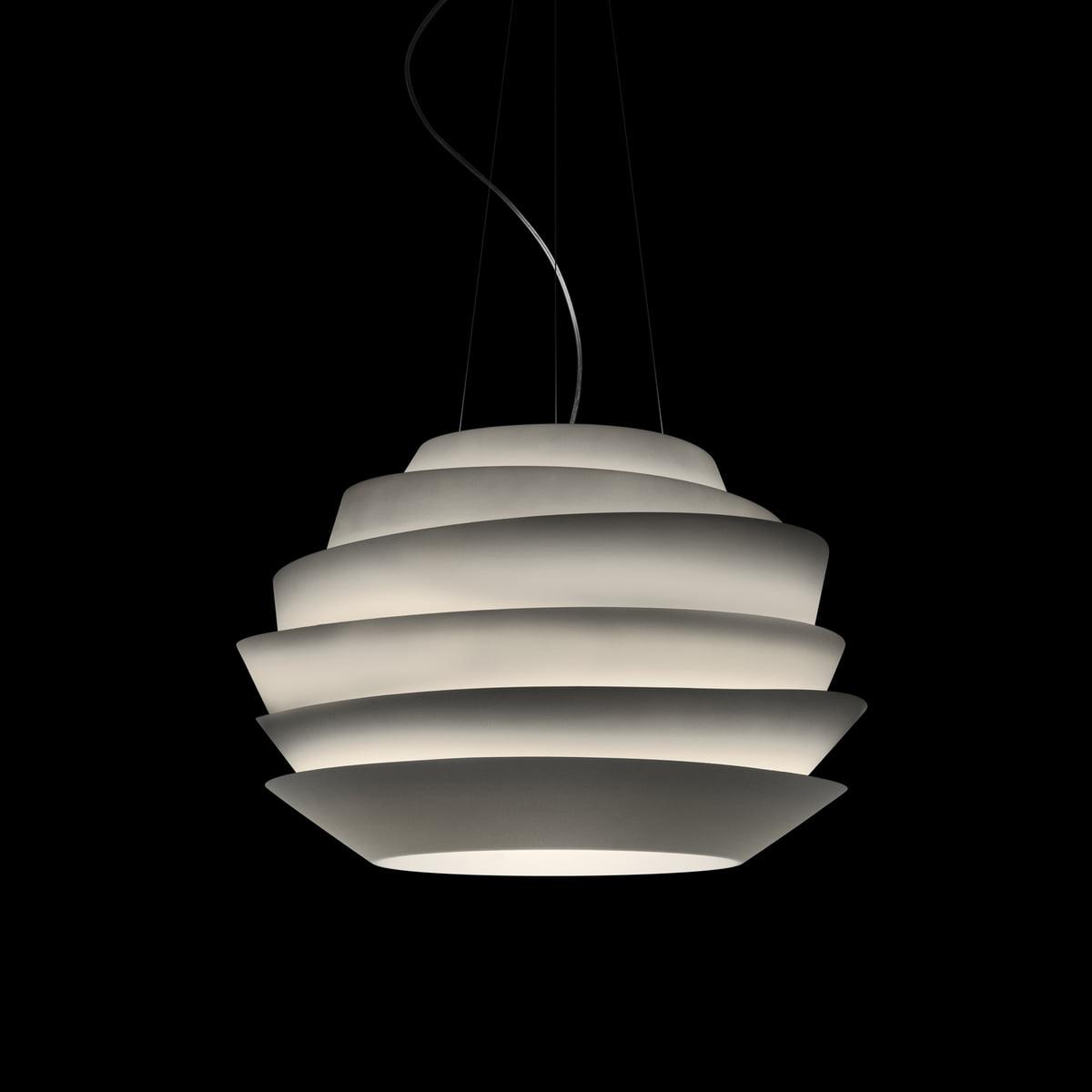 le soleil pendelleuchte von foscarini im shop. Black Bedroom Furniture Sets. Home Design Ideas