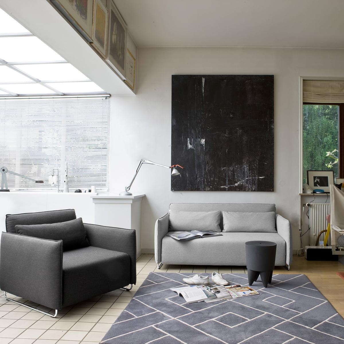 Softline   Cord Schlafsessel  Und Sofa   Ambiente