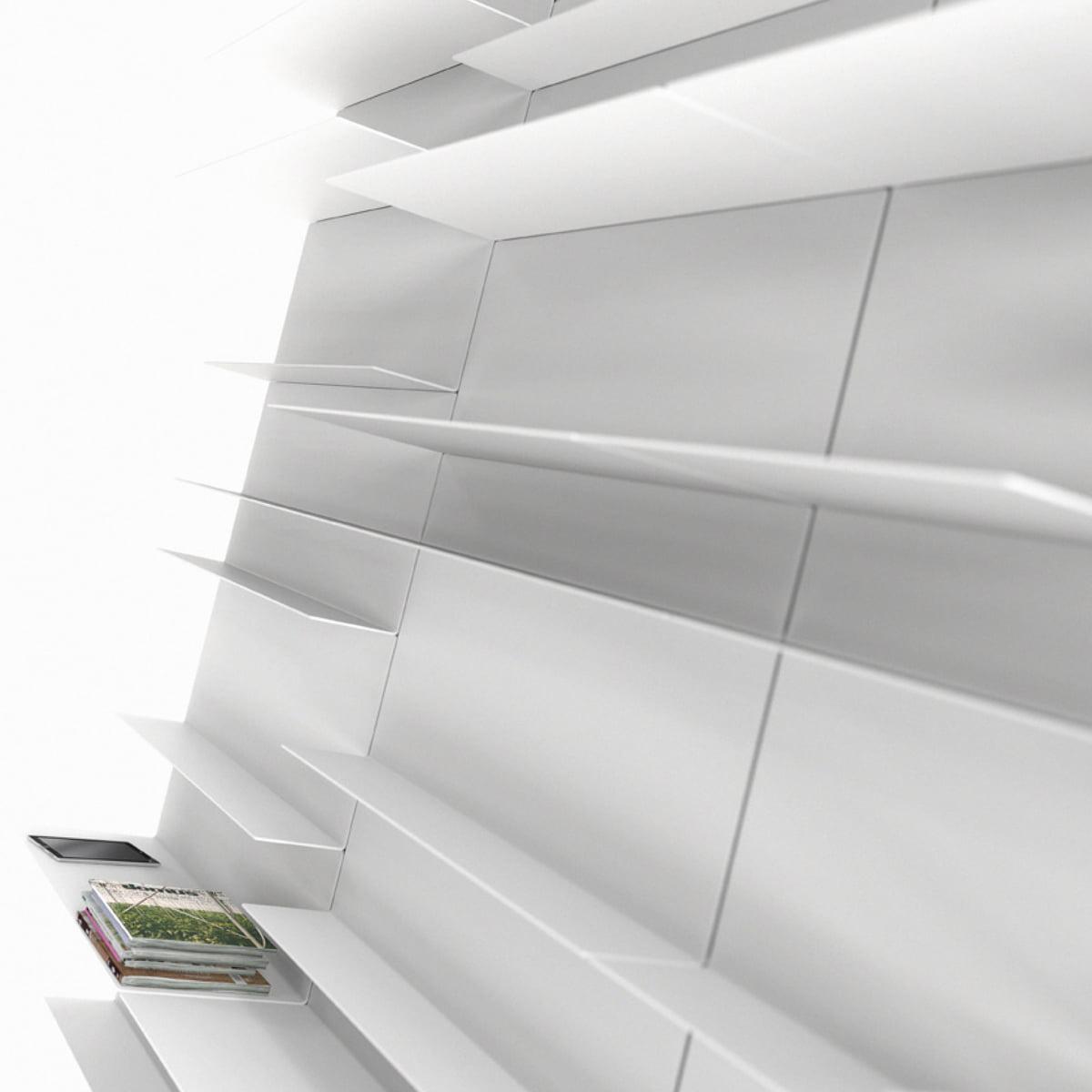 FROST - Unu Regalsystem  250 x 600 x 300  schwarz   Wohnzimmer > Regale > Regalsysteme   Frost