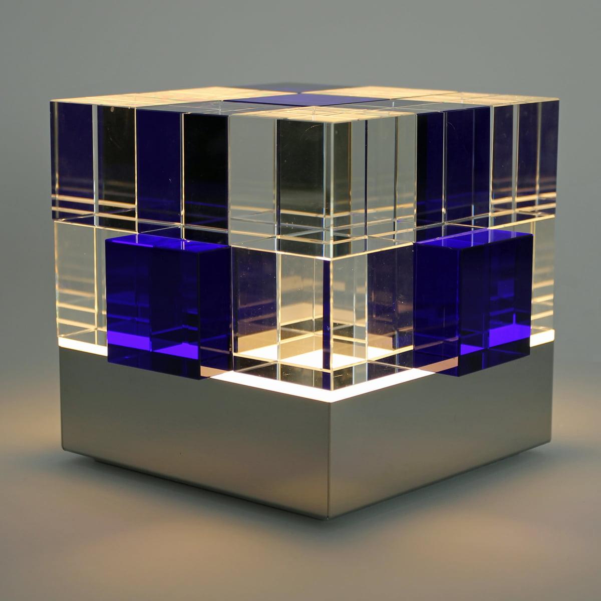 Cube light von tecnolumen im wohndesign shop for Wohndesign shop