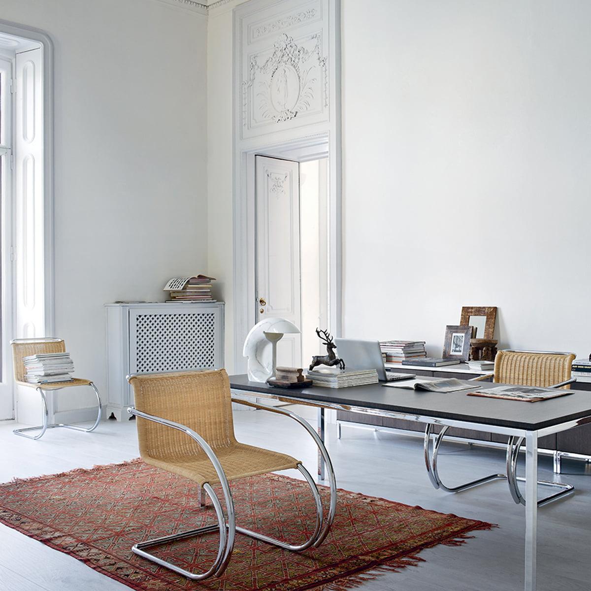 Connox Wohndesign: MR Beistellstuhl Von Knoll Im Wohndesign-Shop