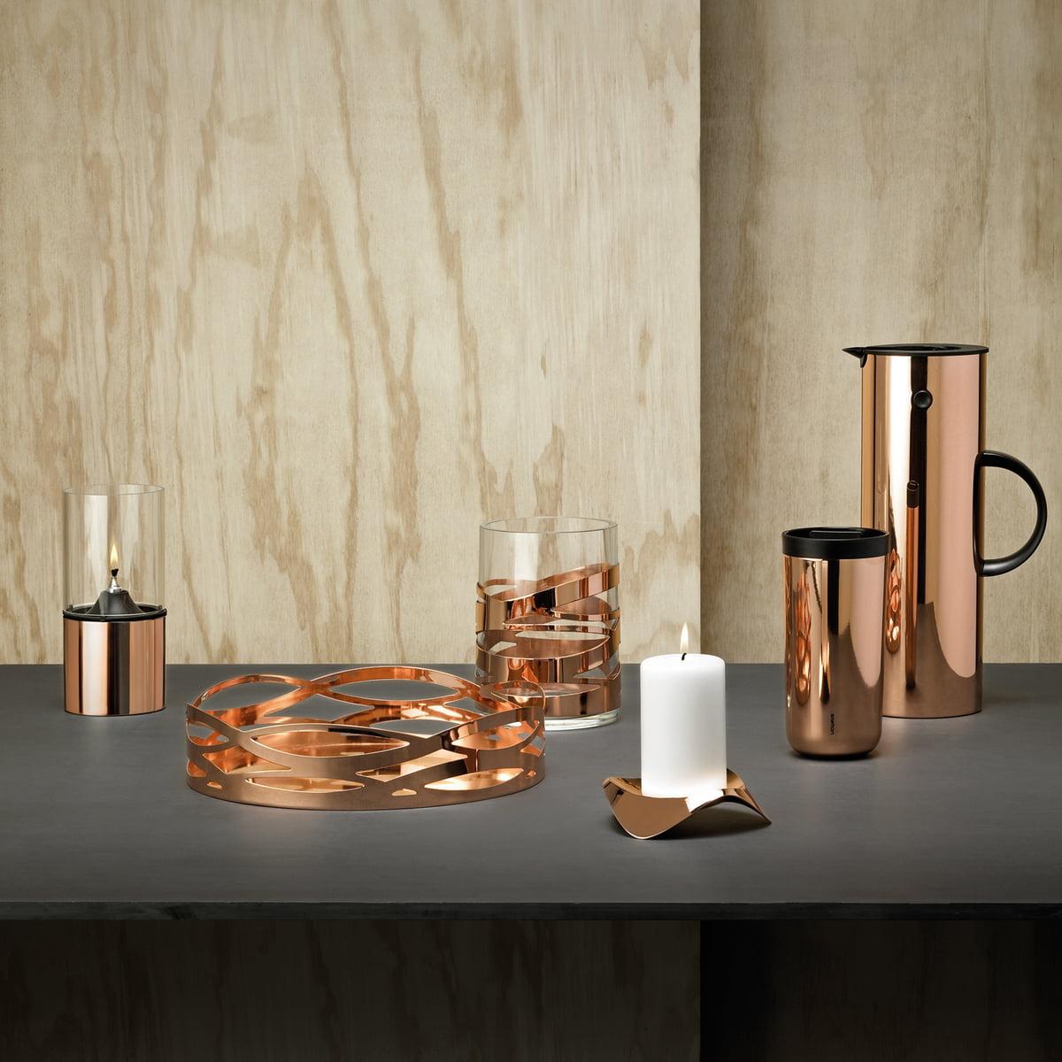 tangle vase von stelton im shop. Black Bedroom Furniture Sets. Home Design Ideas