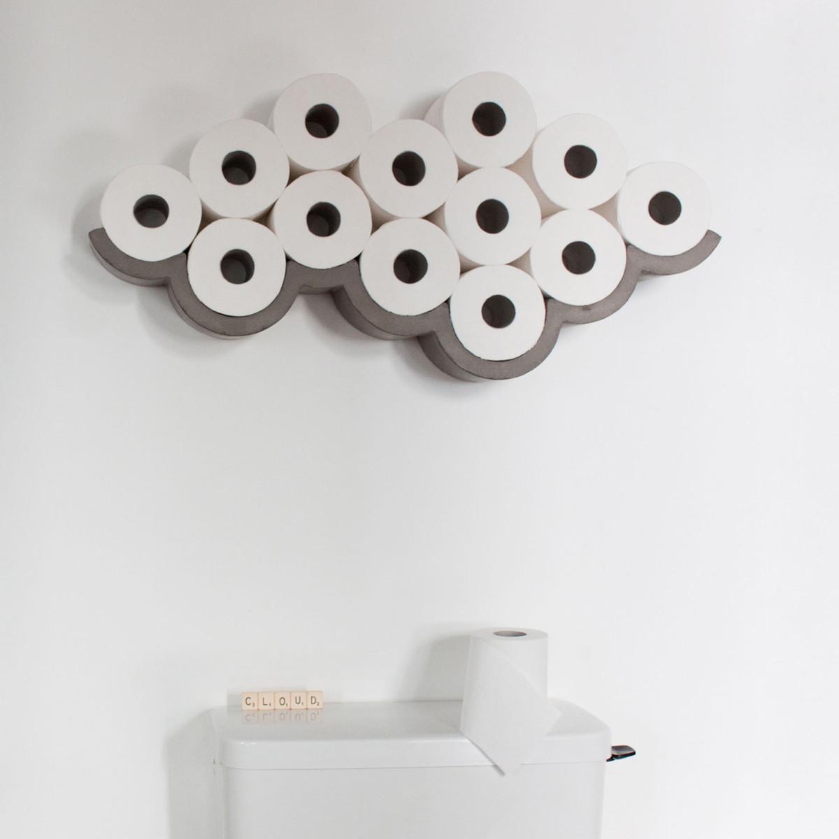 Lyon Beton - Cloud Toilettenpapierhalter