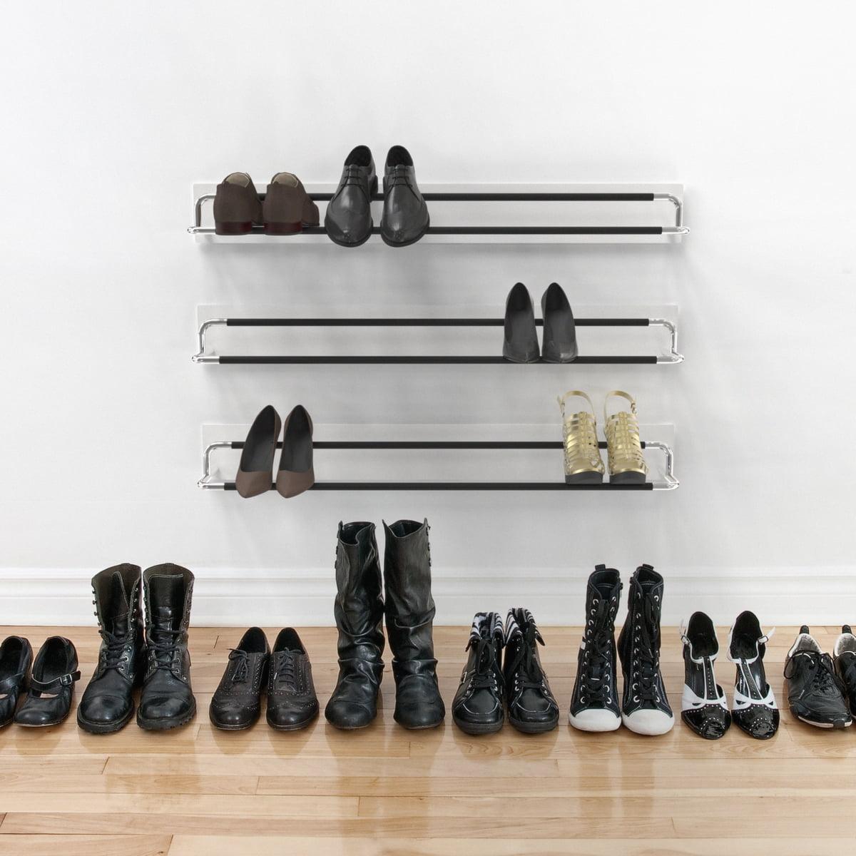 frost rada schuhregal im wohndesign shop. Black Bedroom Furniture Sets. Home Design Ideas