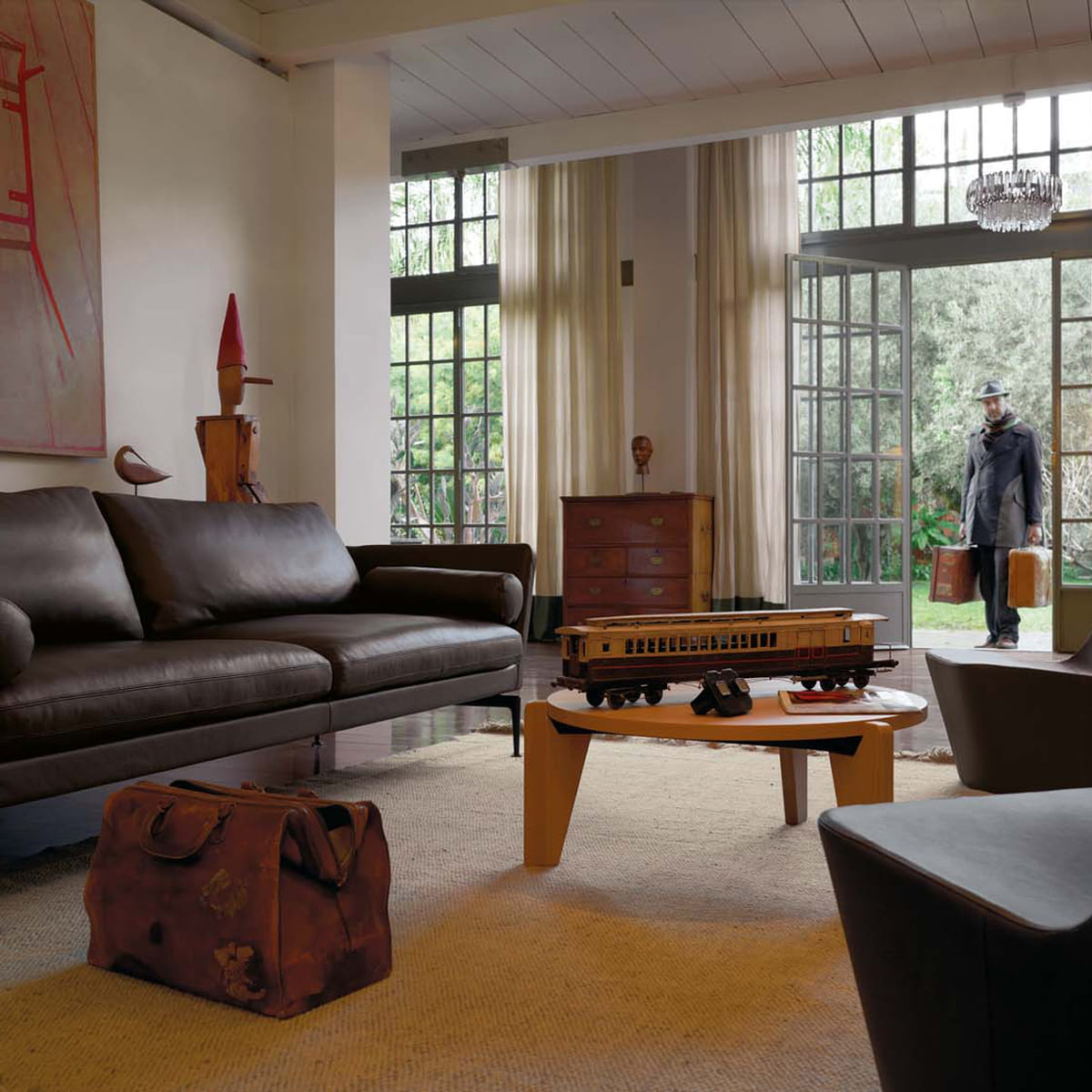 suita sofa von vitra connox shop. Black Bedroom Furniture Sets. Home Design Ideas