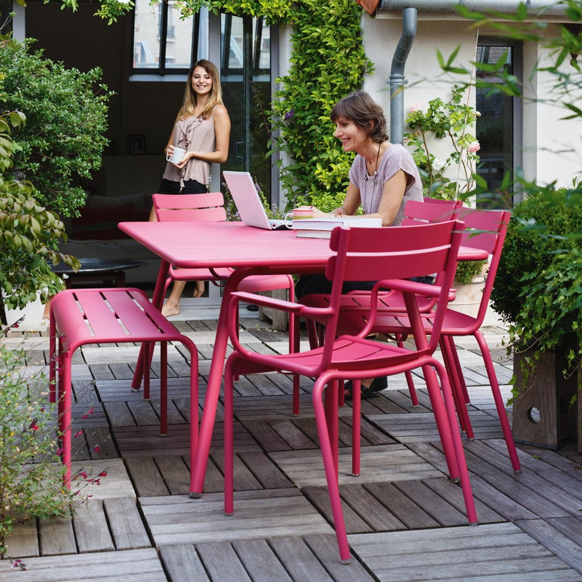 luxembourg gartenstuhl von fermob connox. Black Bedroom Furniture Sets. Home Design Ideas
