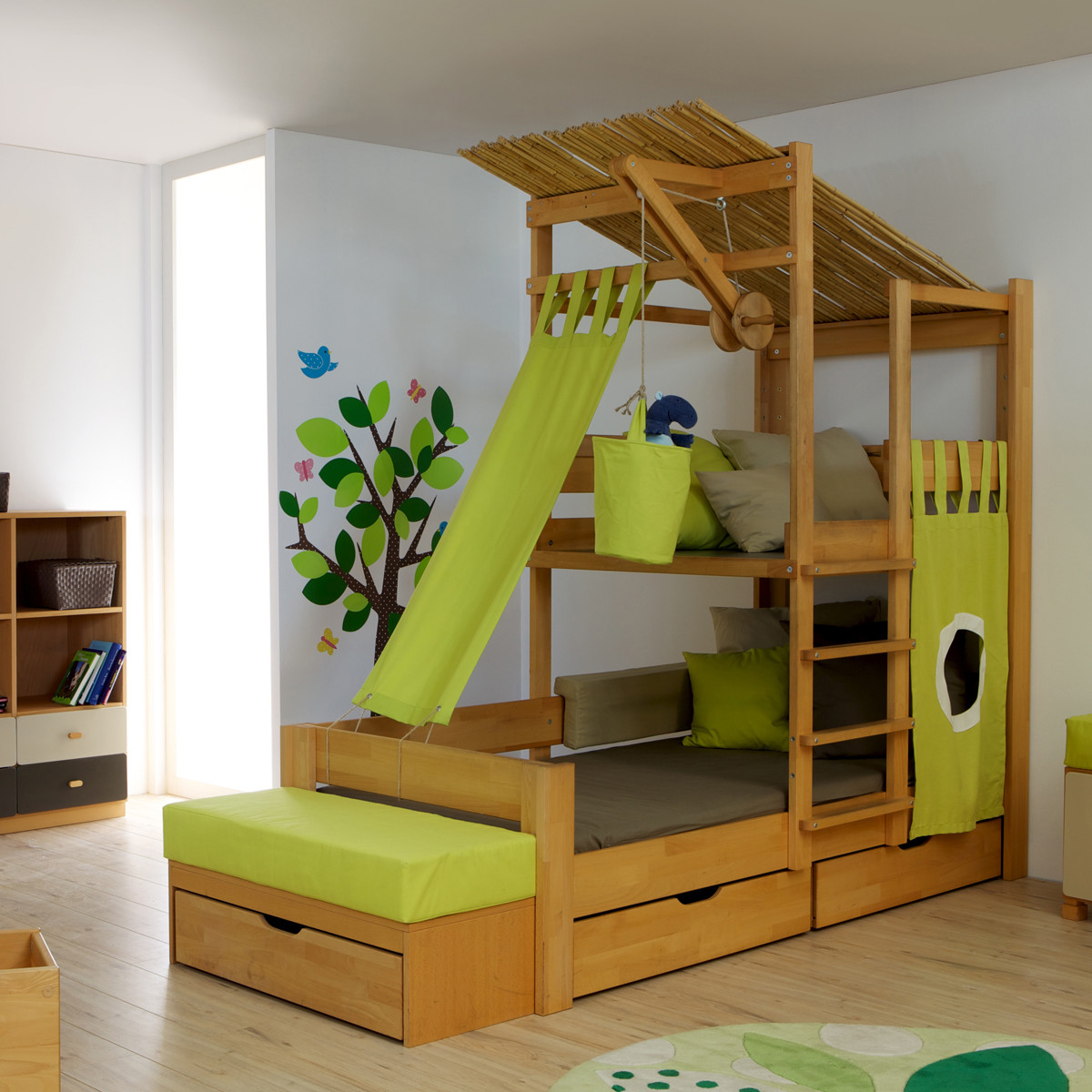 Kinderbett baumhaus  debe.destyle Baumhaus-Bett von De Breuyn im Shop