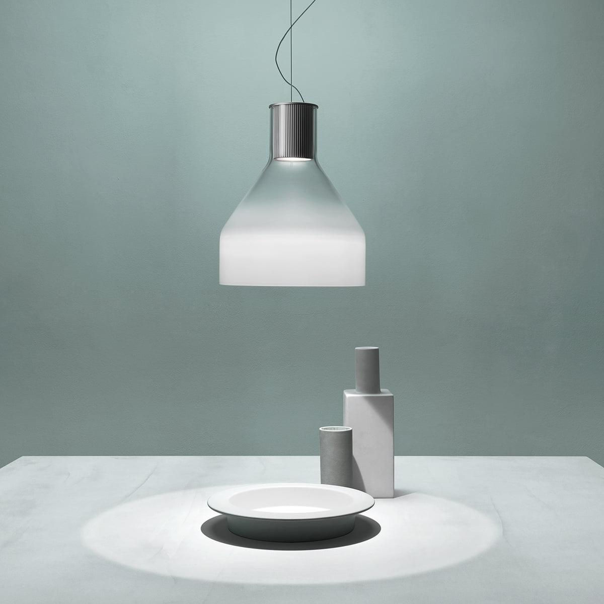 Unglaublich Stehlampe Esstisch Referenz Von Excellent Amazing Die Caiigo Von Foscarini Ideen