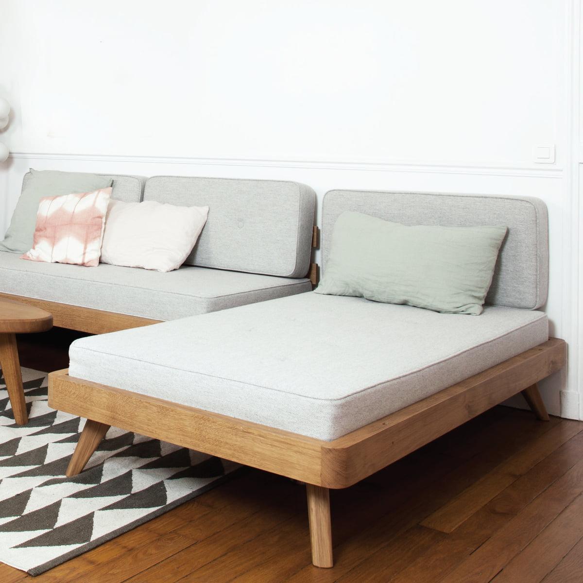 daybed sofa von gesa hansen online kaufen. Black Bedroom Furniture Sets. Home Design Ideas