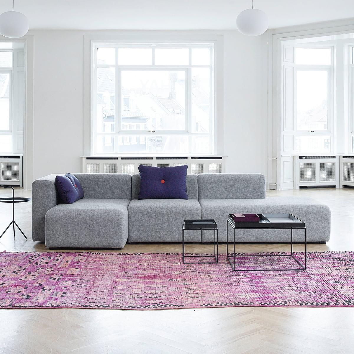 mags sofa module narrow von hay im shop. Black Bedroom Furniture Sets. Home Design Ideas